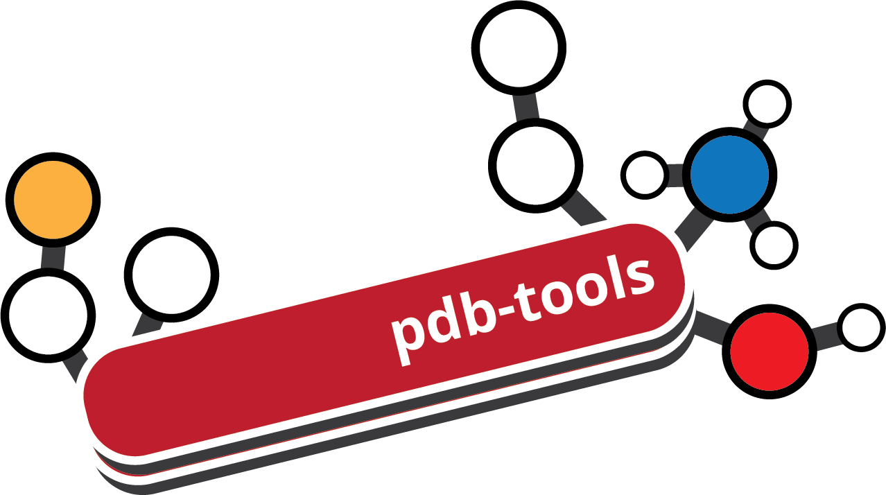pdb-tools | A swiss army knife for editing PDB files